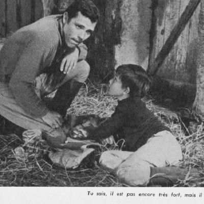 Sébastien explique à son père que Monseigneur va mieux