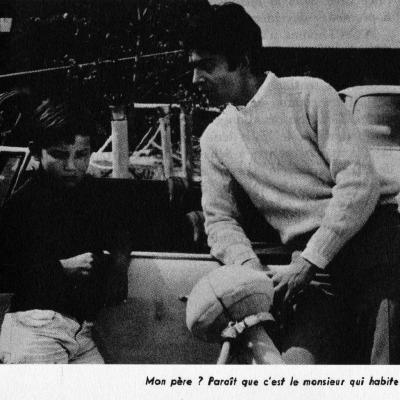 Sébastien rencontre Bertrand, le malveillant cousin de Sylvia