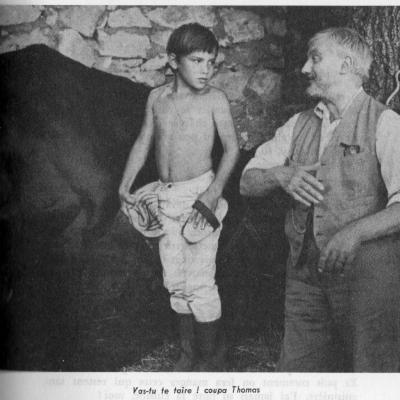 Sébastien critique son père, absent pour lui et pour ses chevaux