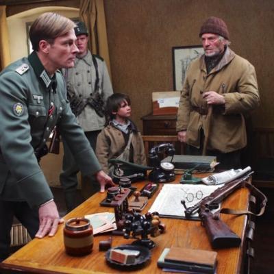103) L'incident est rapporté au lieutenant Peter