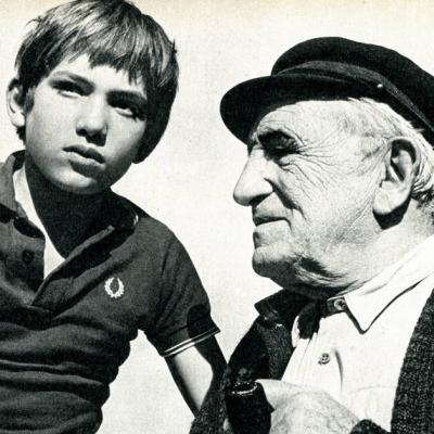 Mehdi et Charles Vanel