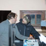 Tournage à la Maison Amalka aux Alberts