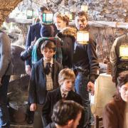 Félix Bossuet Tournage à la Maison Amalka aux Alberts