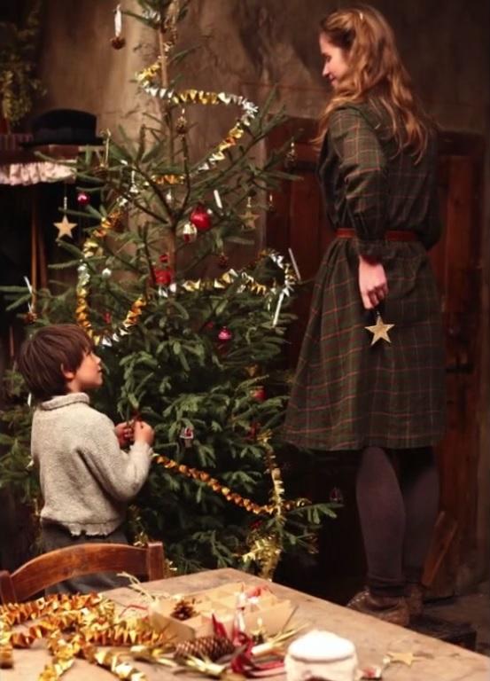 Au Chalet, on prépare Noël