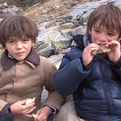 Félix et Pierre