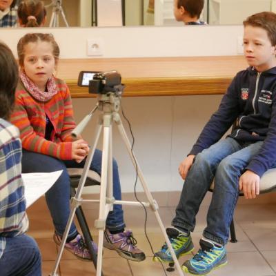 Casting à Lanslebourg : Antoine, 8 ans, et Juliette, 7 ans de Termignon