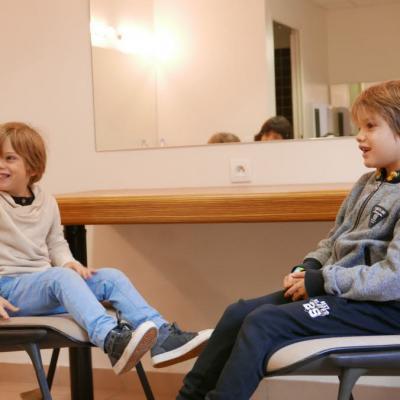Casting à Lanslebourg : Mathis, 5 ans et Gabriel, 7 ans d'Annecy