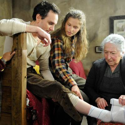 201) Célestine soigne le docteur