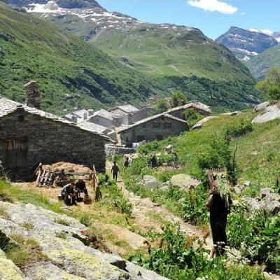 23) Le village de Saint-Martin