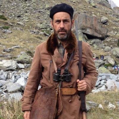 Eric Soubelet, acteur nord-isérois interprète Fabien