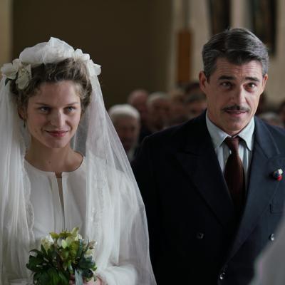Pierre et Angelina se marient