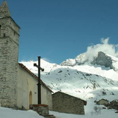 La chapelle Saint-Pierre d'Avérole