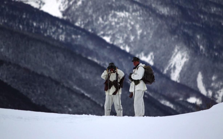 Ils observent régulièrement la montagne