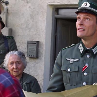 31) Le Lieutenant soupçonne Guillaume d'être un résistant