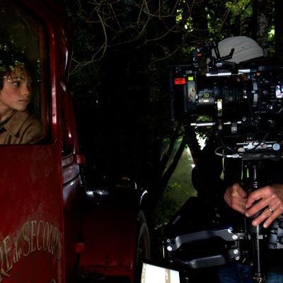 Le tournage dans l'Ain