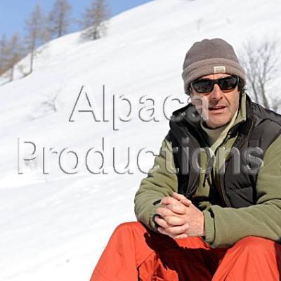 Le réalisateur Nicolas Vanier