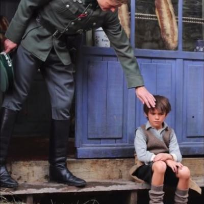 50) Le lieutenant Peter accompagne ses hommes chaque semaine