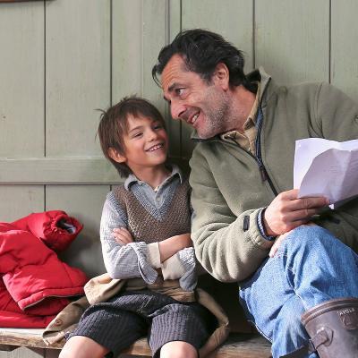 Nicolas Vanier et Félix Bossuet