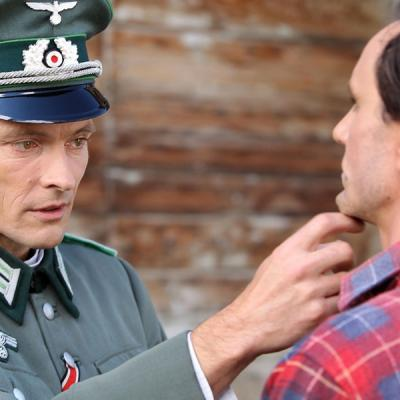 Guillaume face au Lieutenant