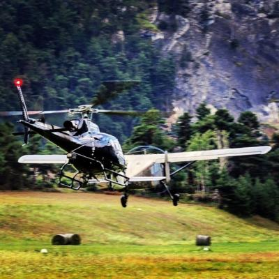 Tournage scène aérienne Sollières