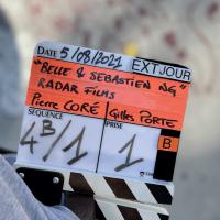 Clap tournage