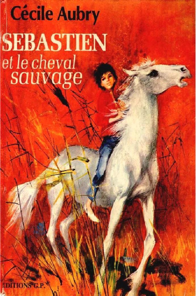 Sébastien et le cheval sauvage