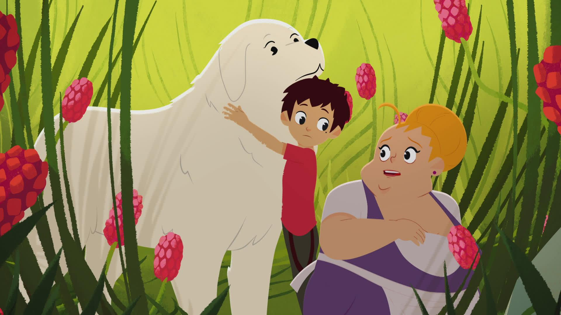 La légende de l'ours blanc - 2