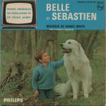 45T Belle et Sébastien, édité par Philipps