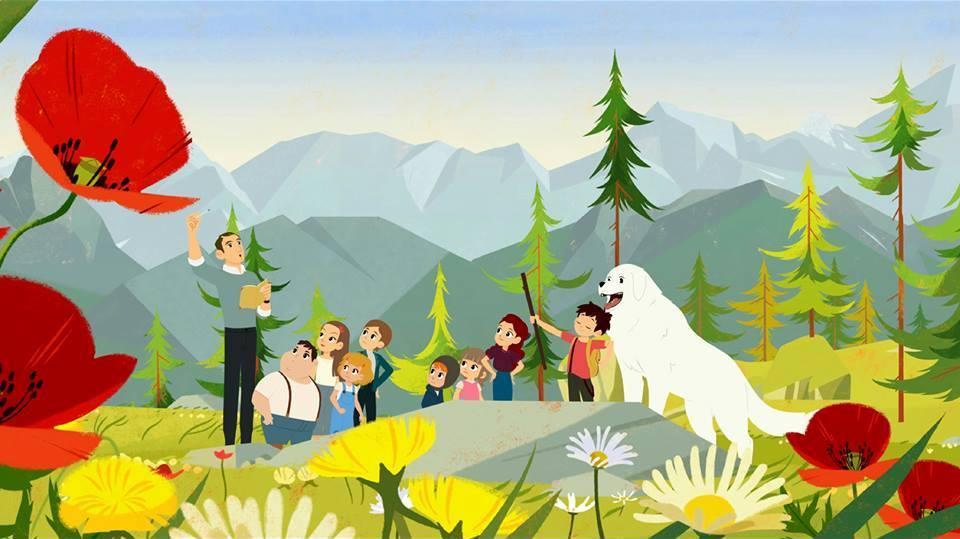 L'école de la montagne - 2