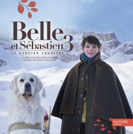 Album abrégé du film - Belle et Sébastien 3