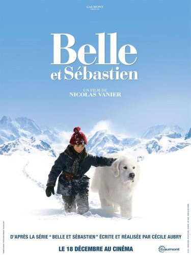 Affiche Belle et Sébastien - Hiver
