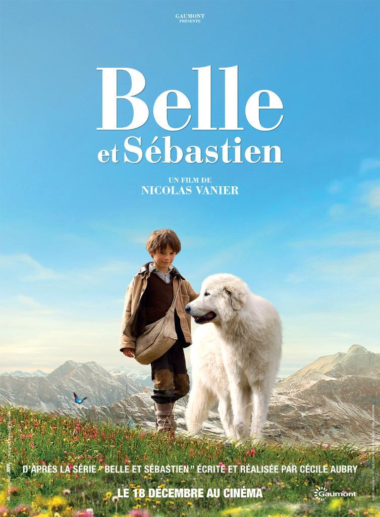 Affiche belle et sebastien 2013 2