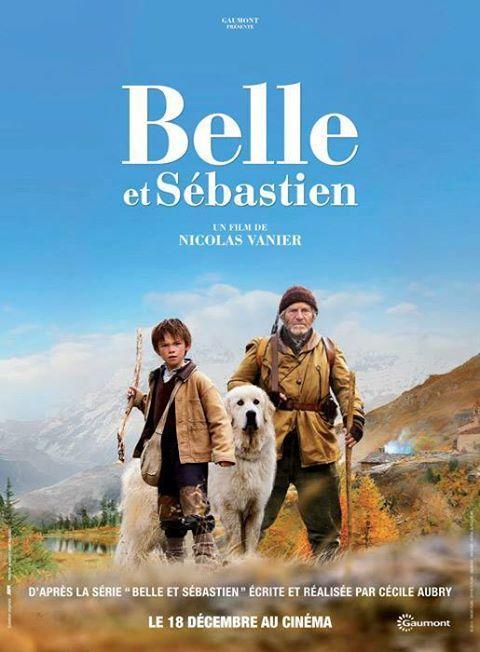 Affiche Belle et Sébastien - Automne
