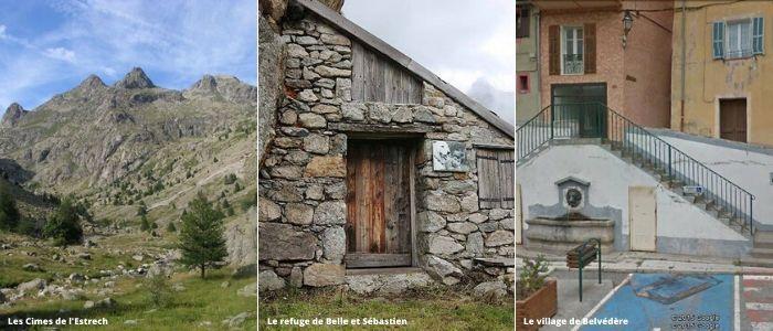 Les lieux de tournage de Belle et sébastien