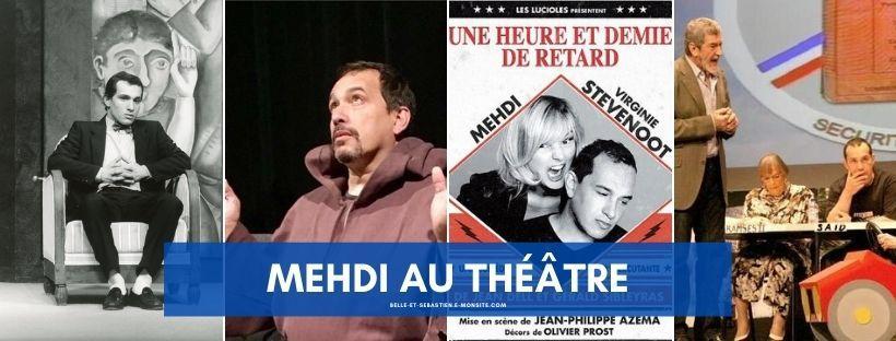 Bannière Mehdi Théâtre