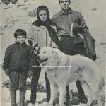 Sébastien, Belle, Angelina et le docteur Guillaune