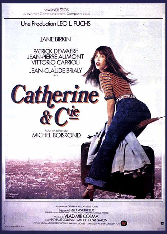 Catherine et cie affiche
