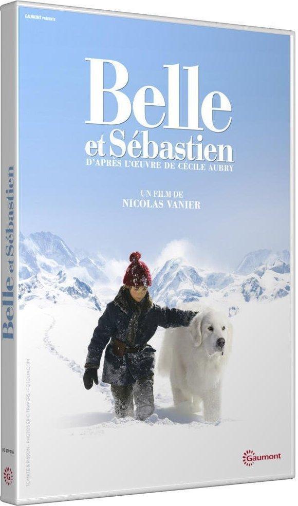 DVD Belle et Sébastien 1