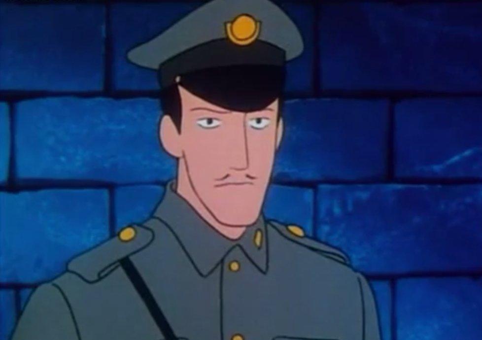 Inspecteur gonsaro