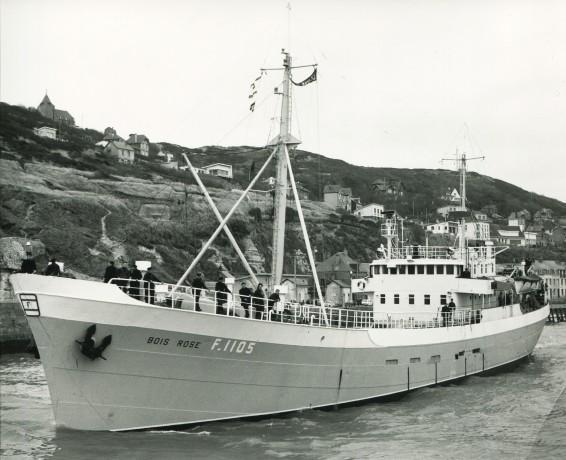 La Bois Rosé III en 1946