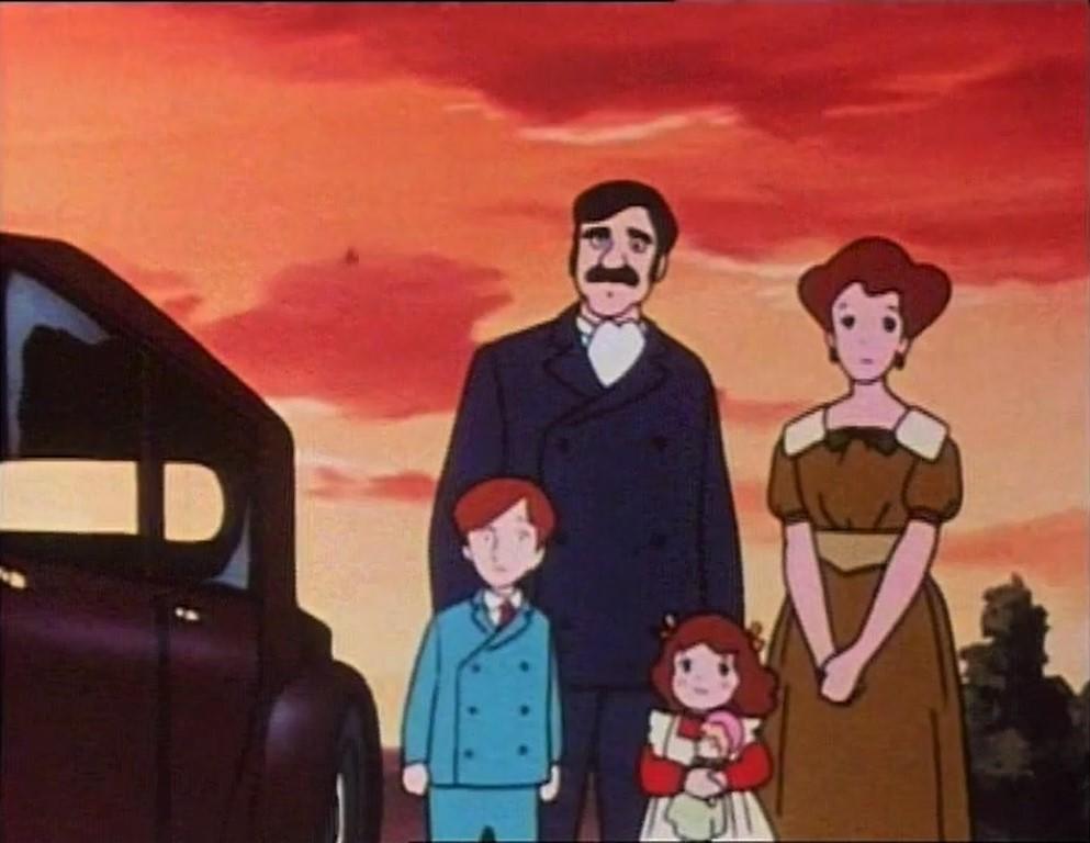 La famille Gonzales