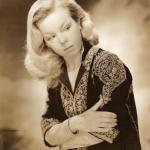Cécile Aubry dans La rose noire