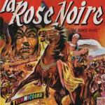 La rose noire - Affiche