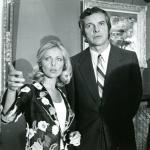 Julia (Michèle Grellier) et Daniel Fabre (Paul Guers)