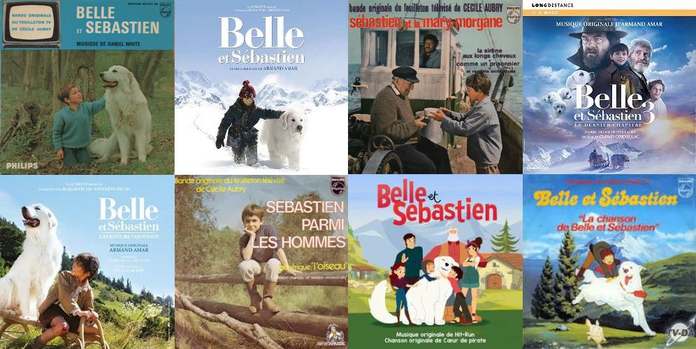 La musique dans Belle et Sébastien