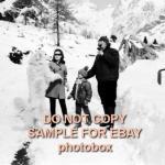 Mehdi, Paloma Matta, Edmond Beauchamp et Flanker © Ebay