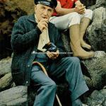 Sébastien et son grand-oncle Louis Maréchal