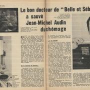 Le bon docteur Guillaume a sauvé Jean-Michel Audin du chômage