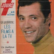Claude Giraud en couverture de Télé 7 Jours