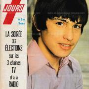Mehdi en couverture de Télé 7 Jours pour Le jeune Fabre